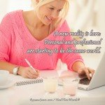 Personal and Professional by Roxana Jones - Inspirational Pictures