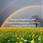 Who are You? by Roxana Jones - Inspirational Pictures