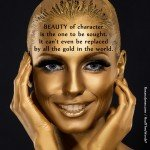 Beauty of Character by Roxana Jones - Inspirational Pictures