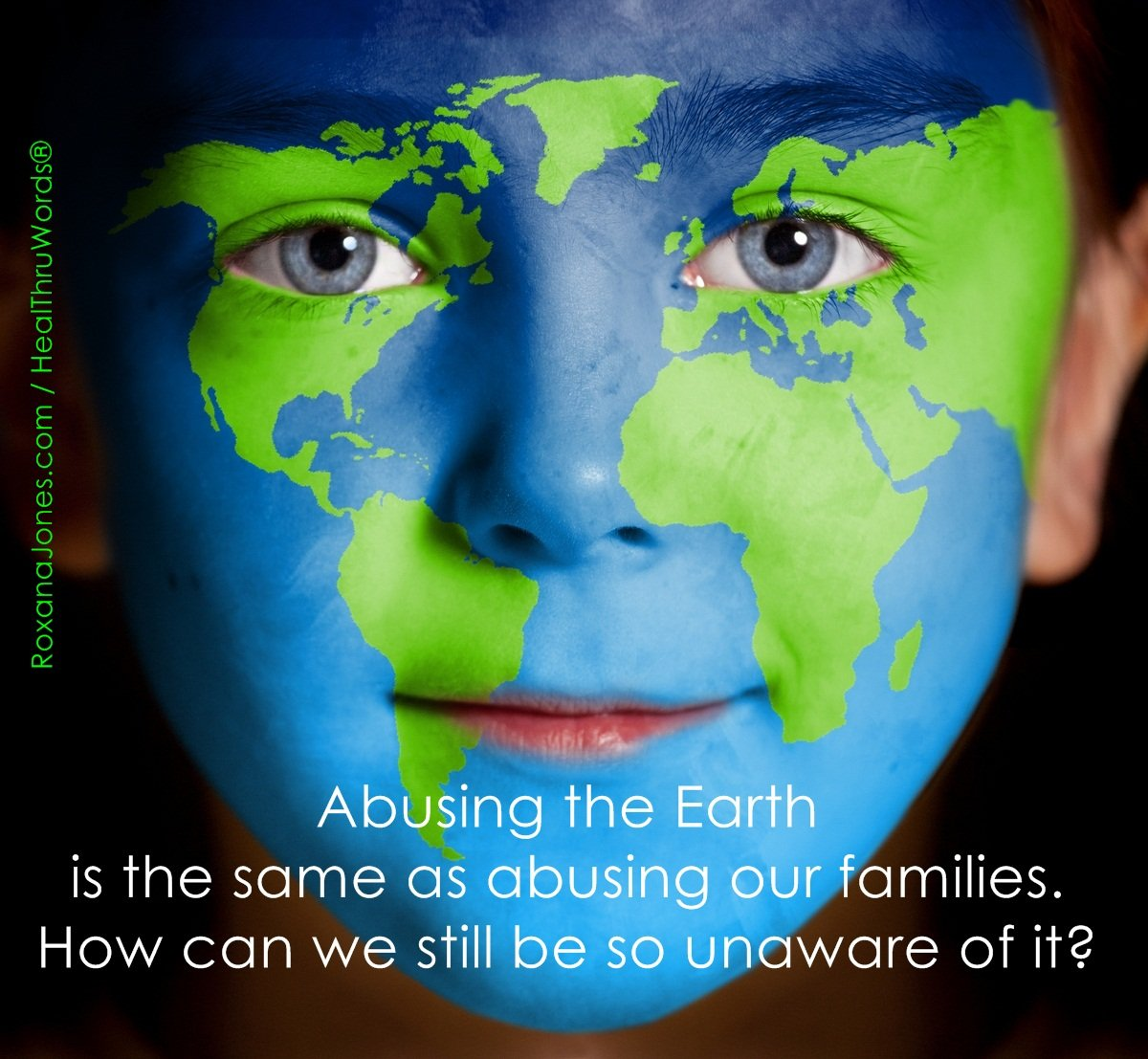 Inspirational Image: Earth Day Question