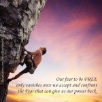 Hello, Dear Fear by Roxana Jones - Inspirational Pictures