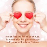 The Fire in your Eyes by Roxana Jones - Inspirational Pictures