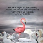 Your Uniqueness is Key by Roxana Jones - Inspirational Pictures