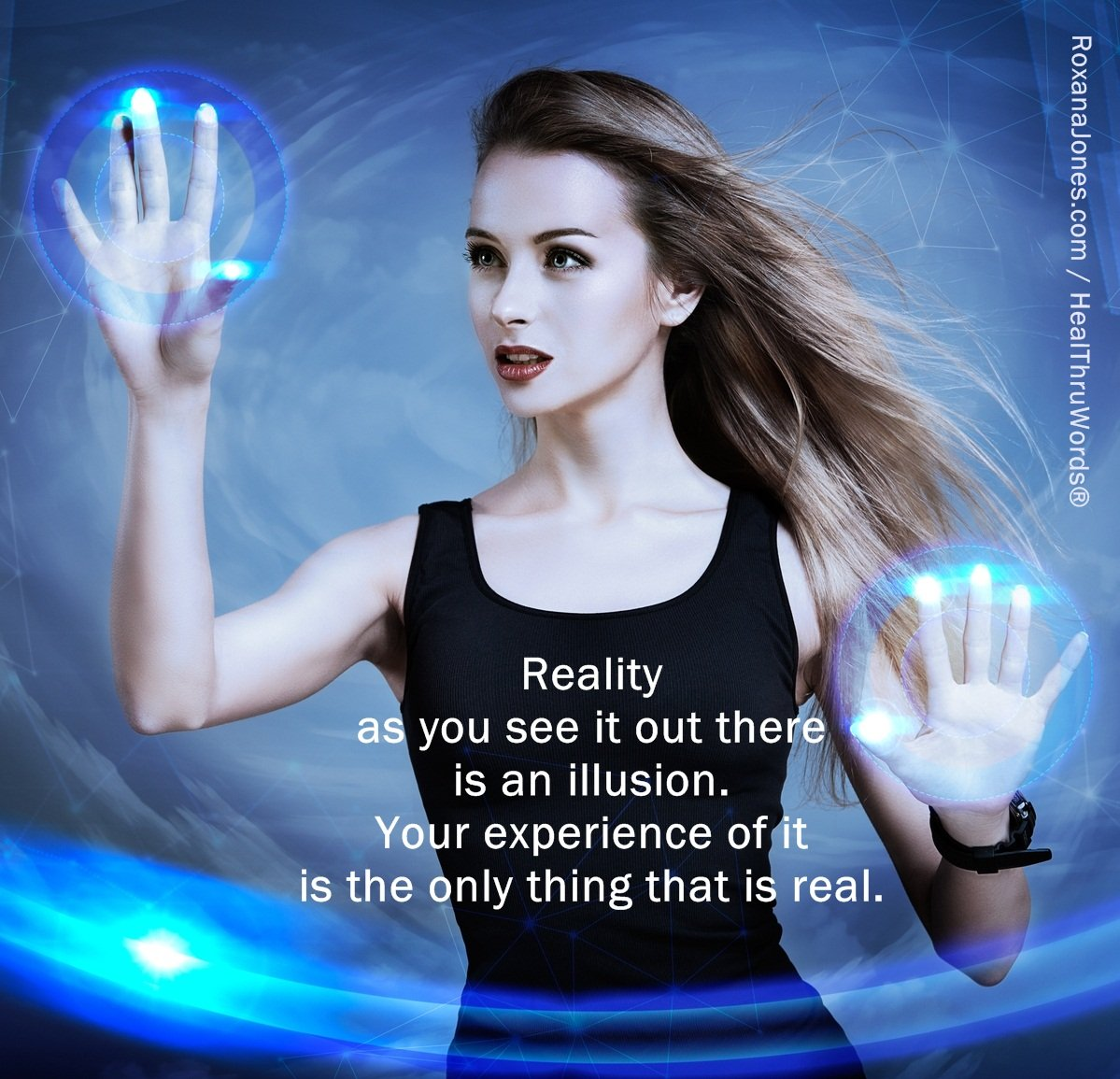 Inspirational Image: Focus on Experience