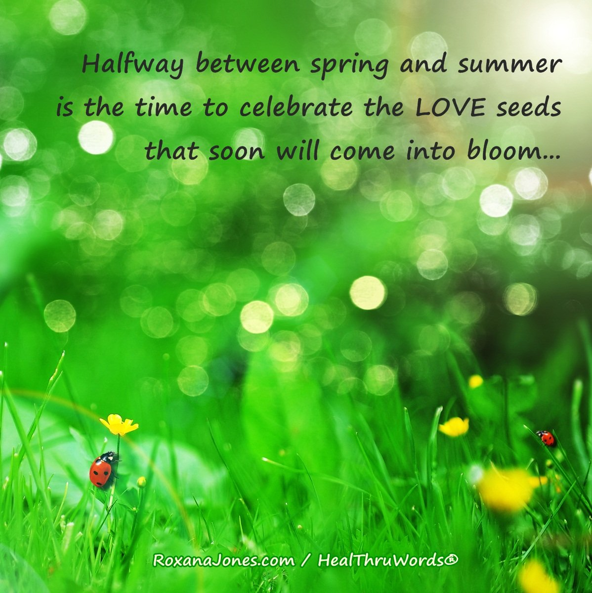 Inspirational Image: Happy Beltane