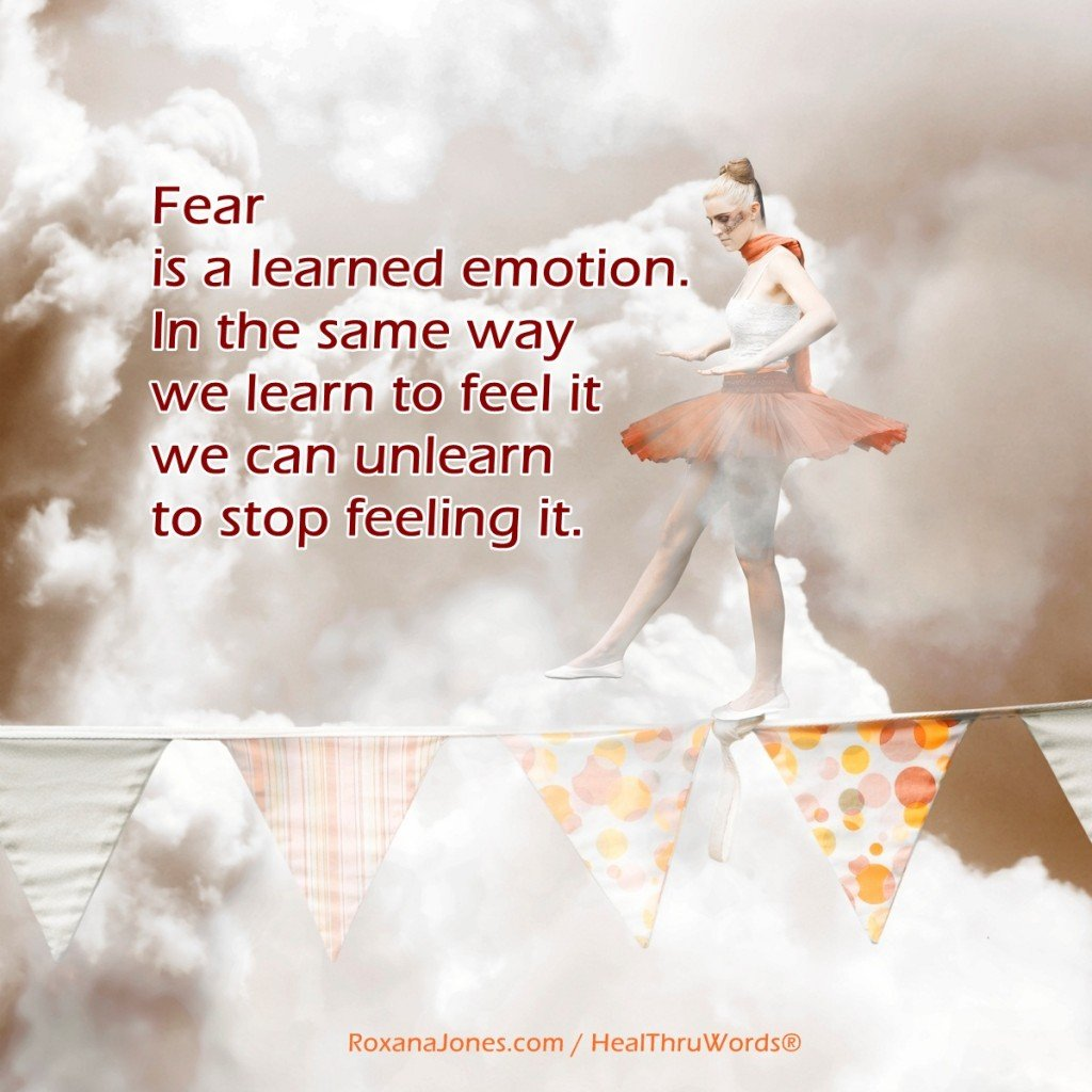 Motivational Picture - Learned Fear
