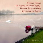 Belong to the Heart by Roxana Jones - Inspirational Pictures