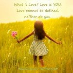 Love is Self by Roxana Jones - Inspirational Pictures