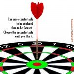 Confusion or Focus by Roxana Jones - Inspirational Pictures