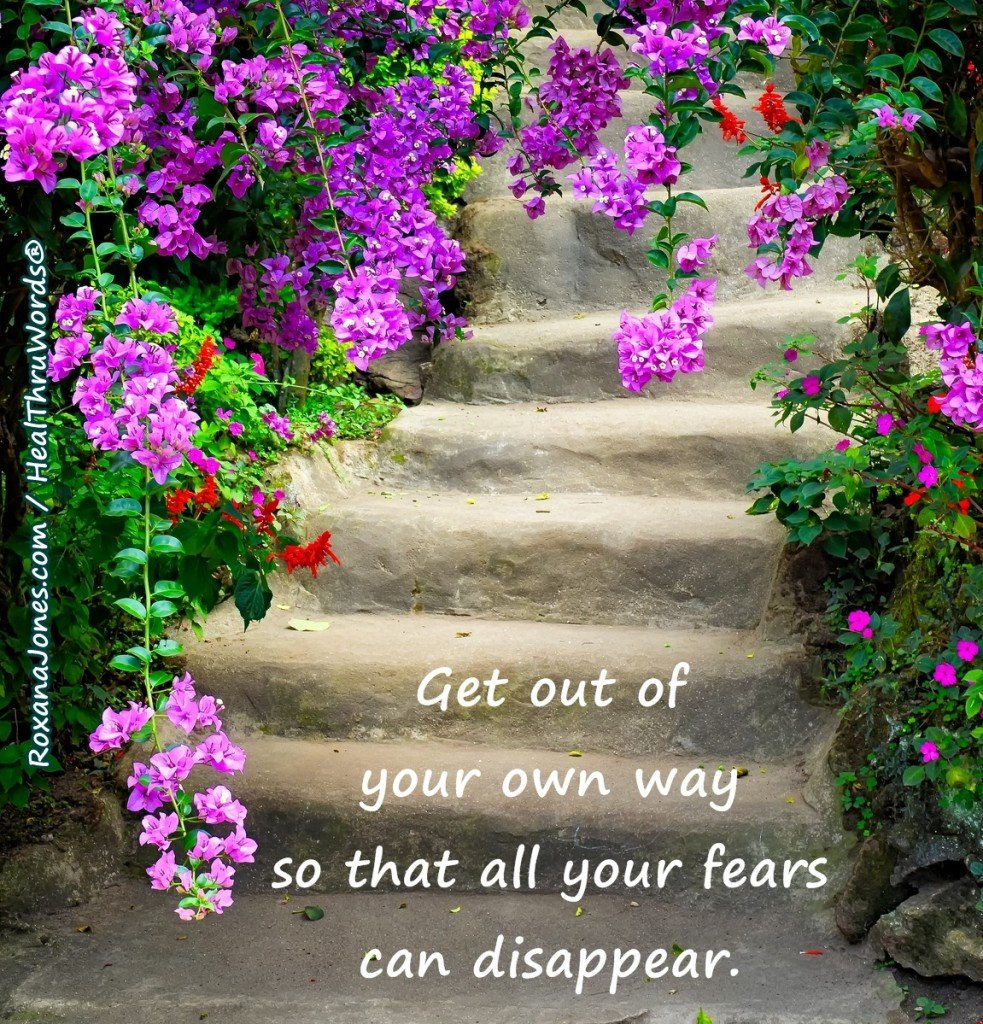 Inspirational Image - Fearless Way