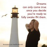 In your Dreams by Roxana Jones - Inspirational Pictures