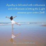 Light replaces Apathy by Roxana Jones - Inspirational Pictures