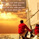 Living Passion by Roxana Jones - Inspirational Pictures