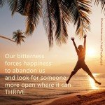 Bitter or Happy by Roxana Jones - Inspirational Pictures