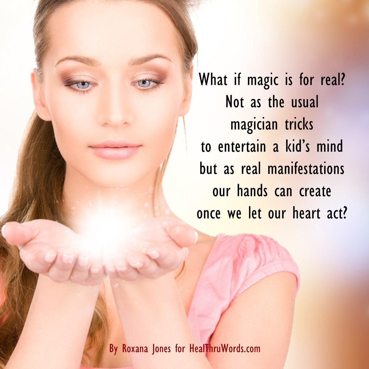 Inspirational Image: Magic