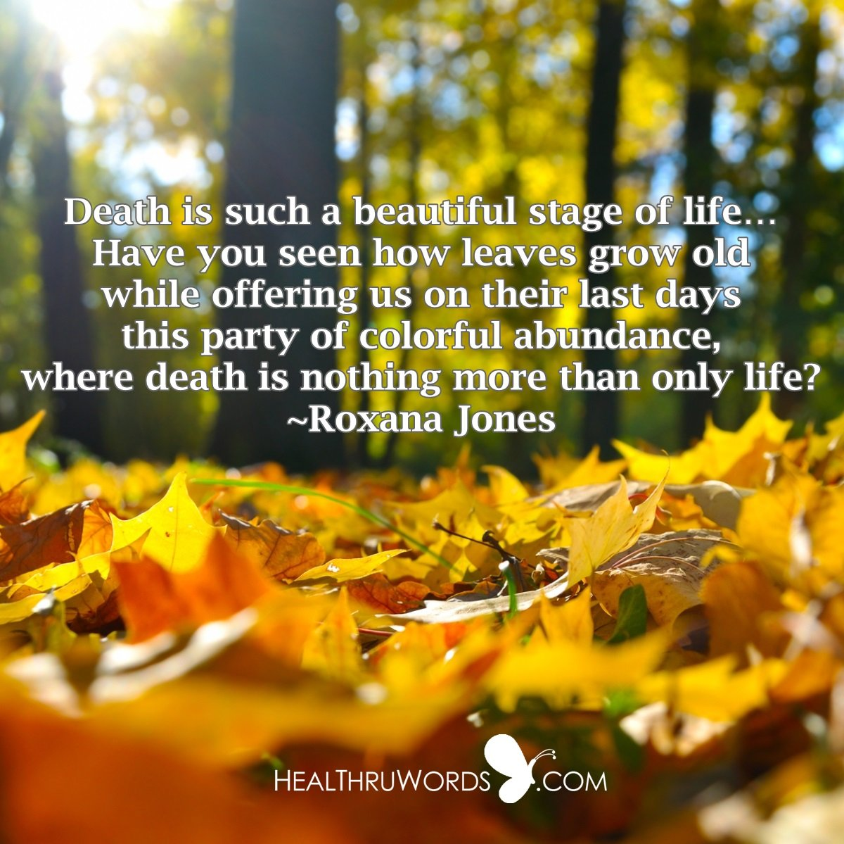 death is life inspirational images and quotes