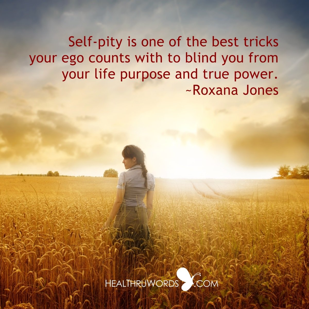 Inspirational Image: Ego Tricks