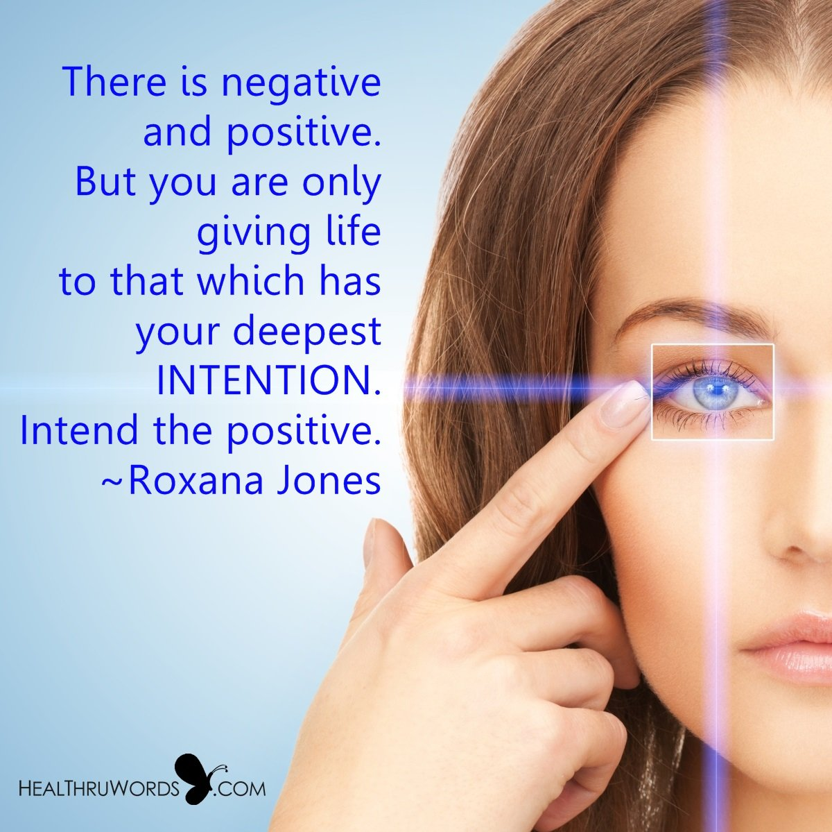 Inspirational Image: Positive Intention