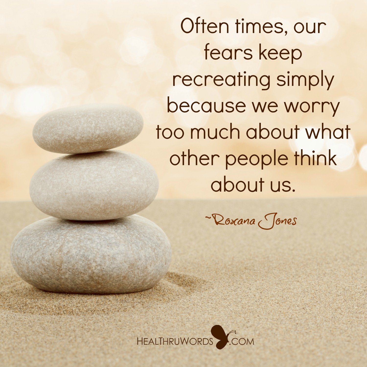 Inspirational Image: Thinking About Others
