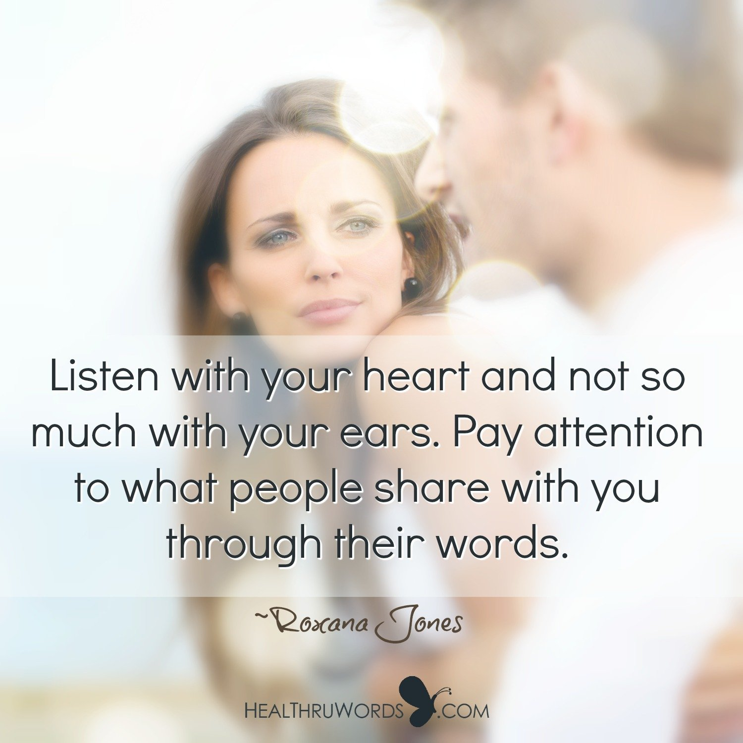 Inspirational Image: The Art of Listening