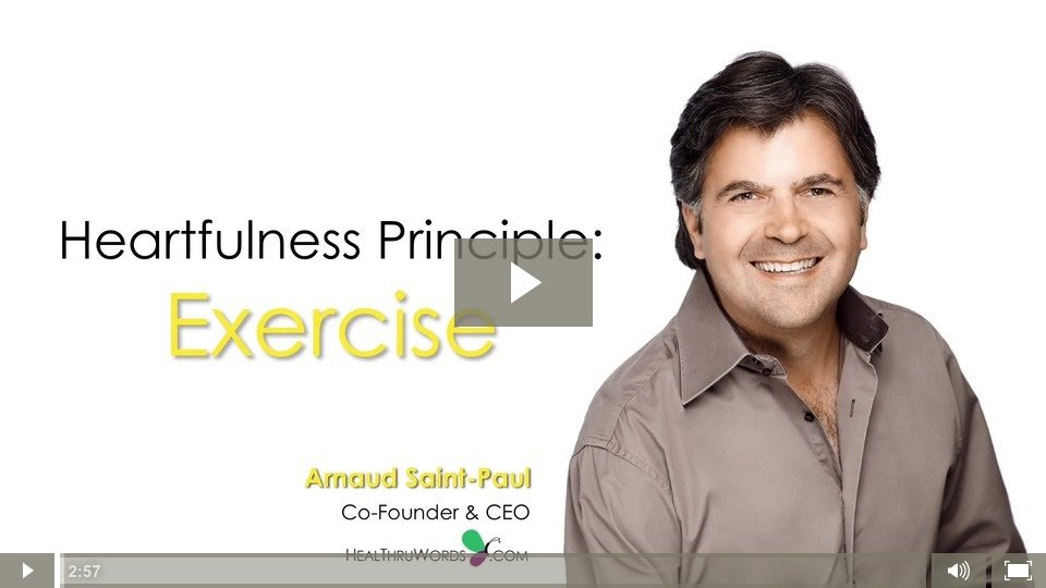 Heartfulness Principle: The Power of Exercise