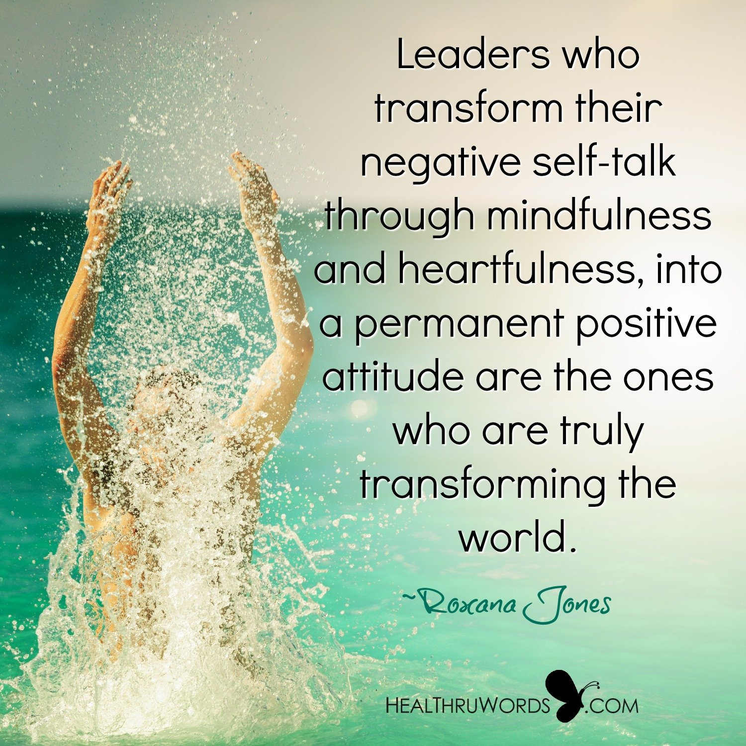 Inspirational Image: Mindful and Heartful Leaders