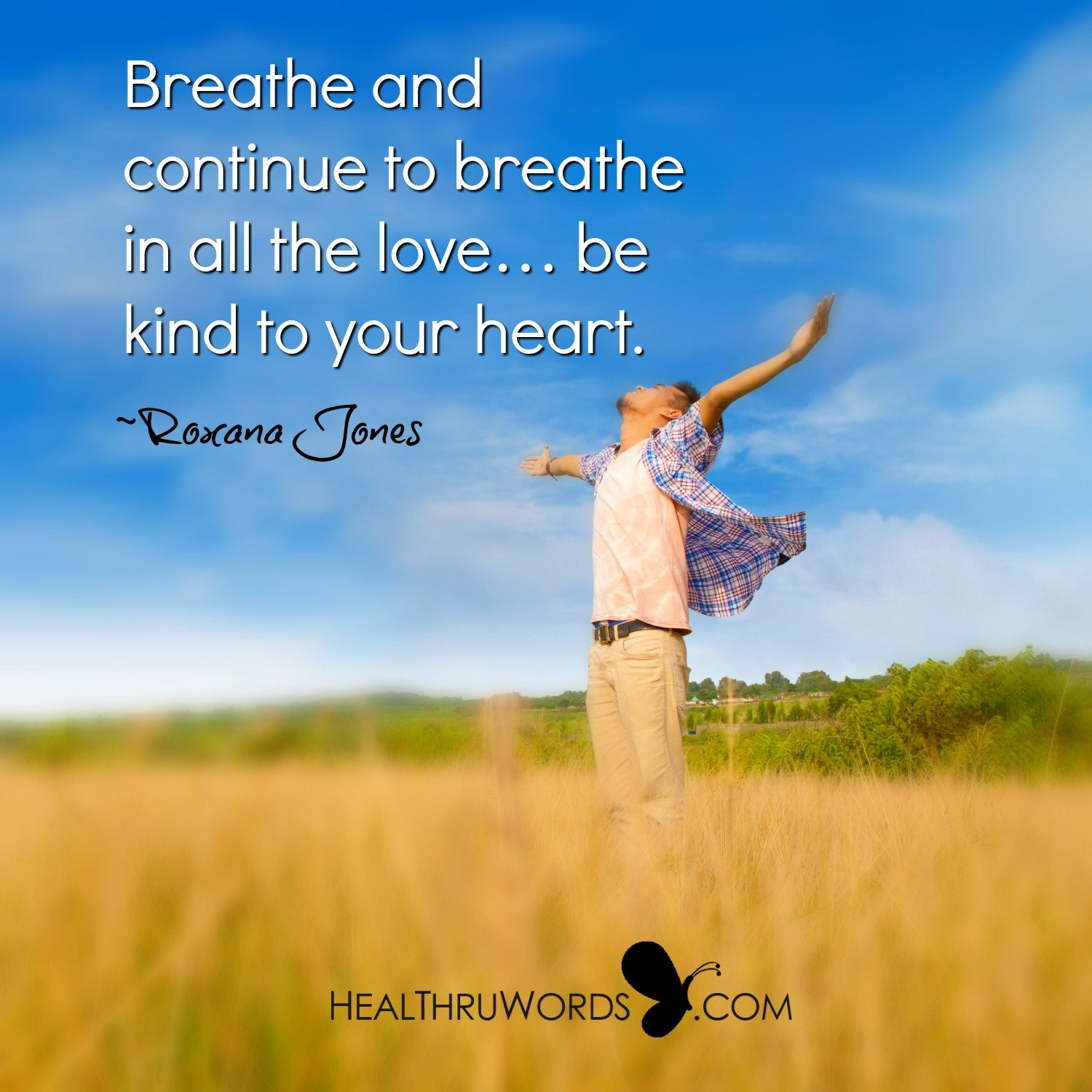 Inspirational Image: Love that Breathes