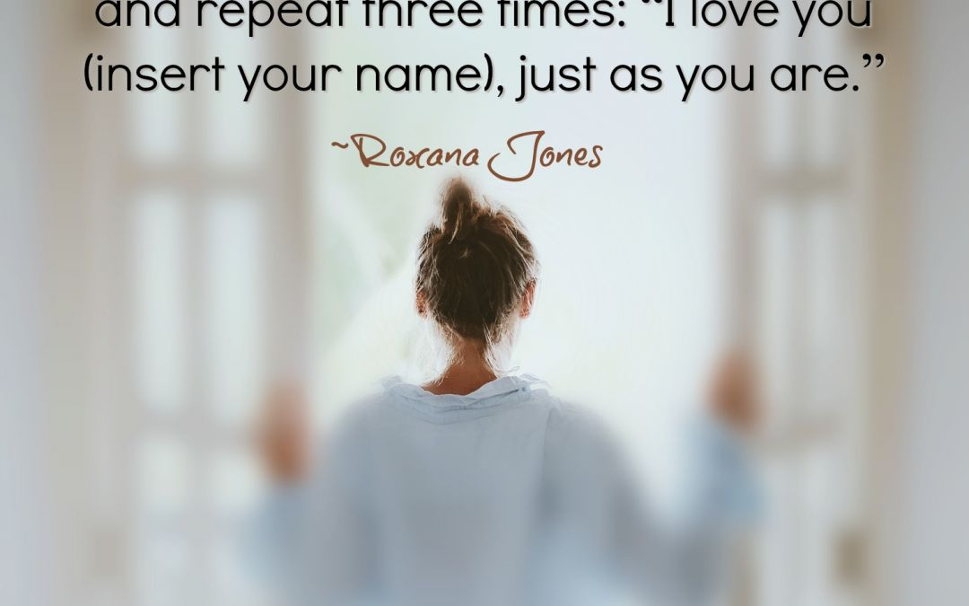 Just As You Are