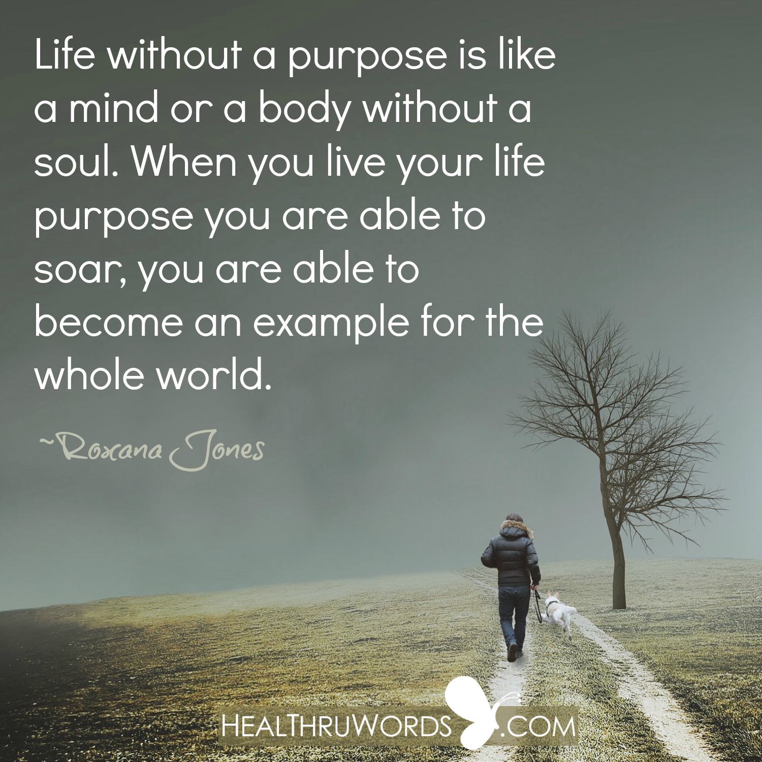 Inspirational Image: On Purpose