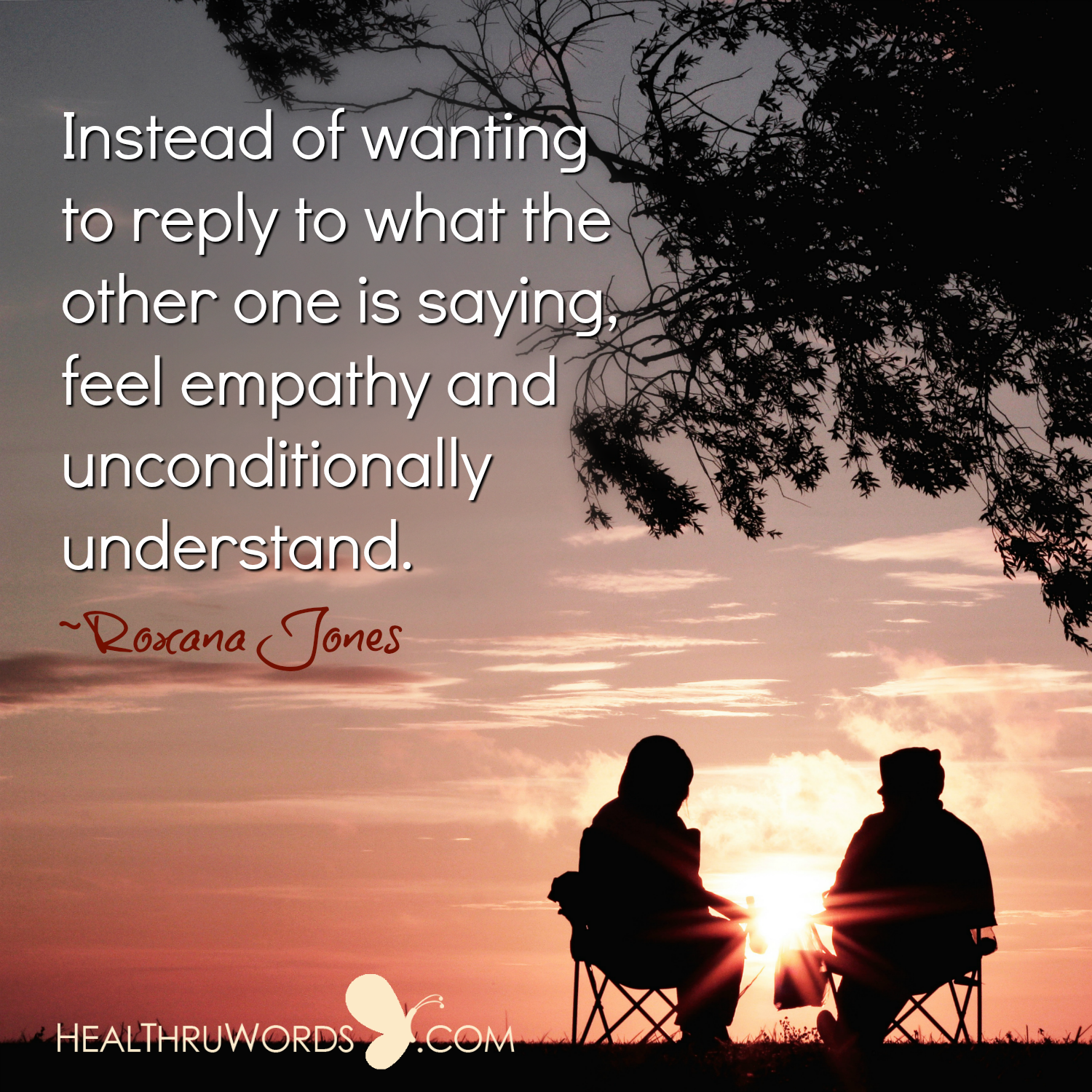 Inspirational Image: Empathic Communication