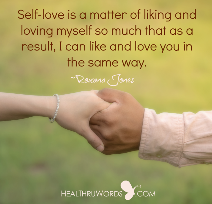 Love is your Reflection