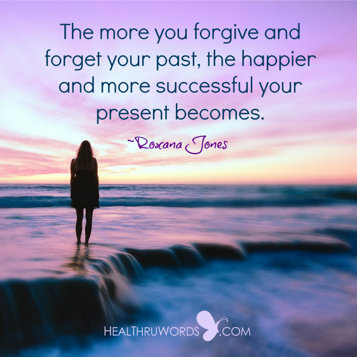 Inspirational Image: The Gift of Forgiveness