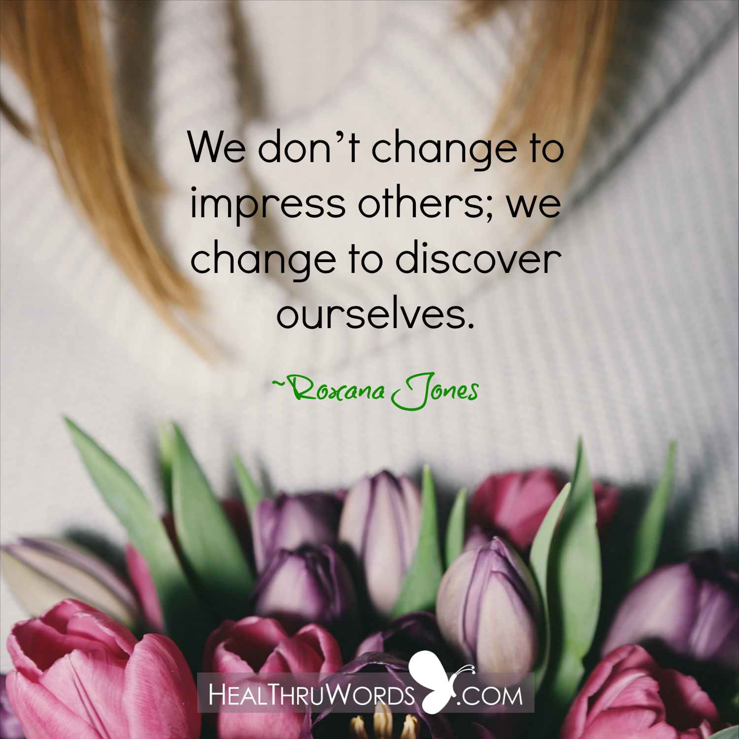 Inspirational Image: Self-Discovering