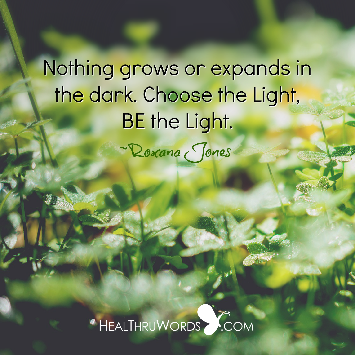 Inspirational Image: Let There Be Light
