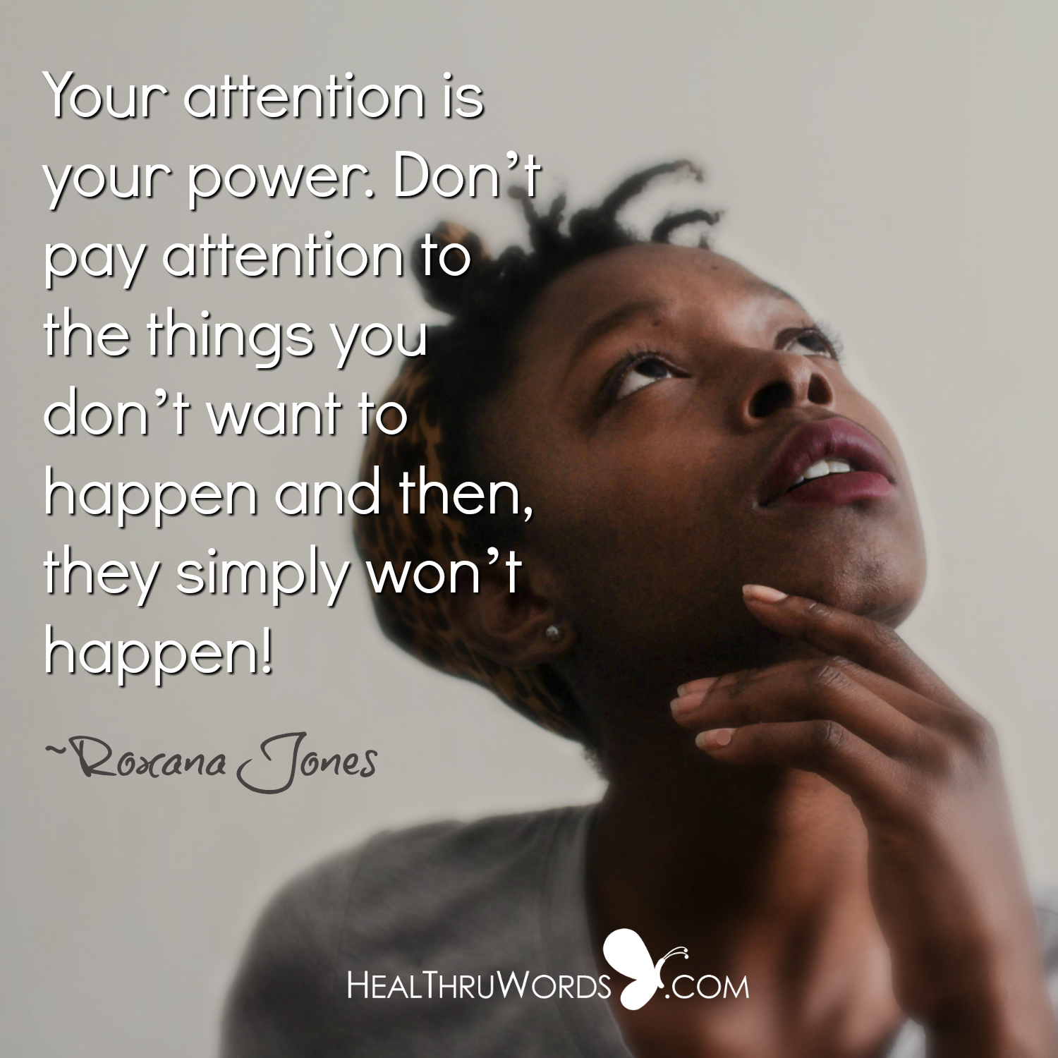 Inspirational Image: Mastering Attention