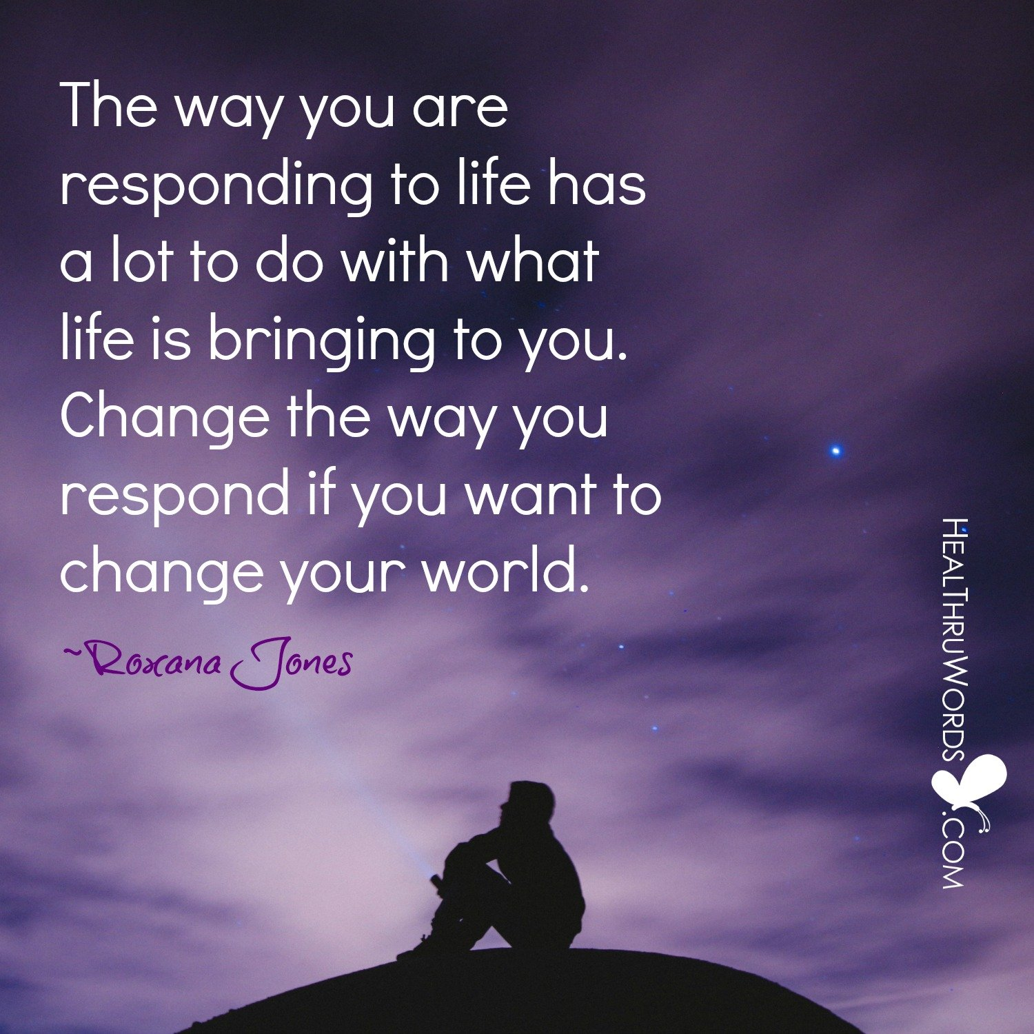 Inspirational Image: New Responses