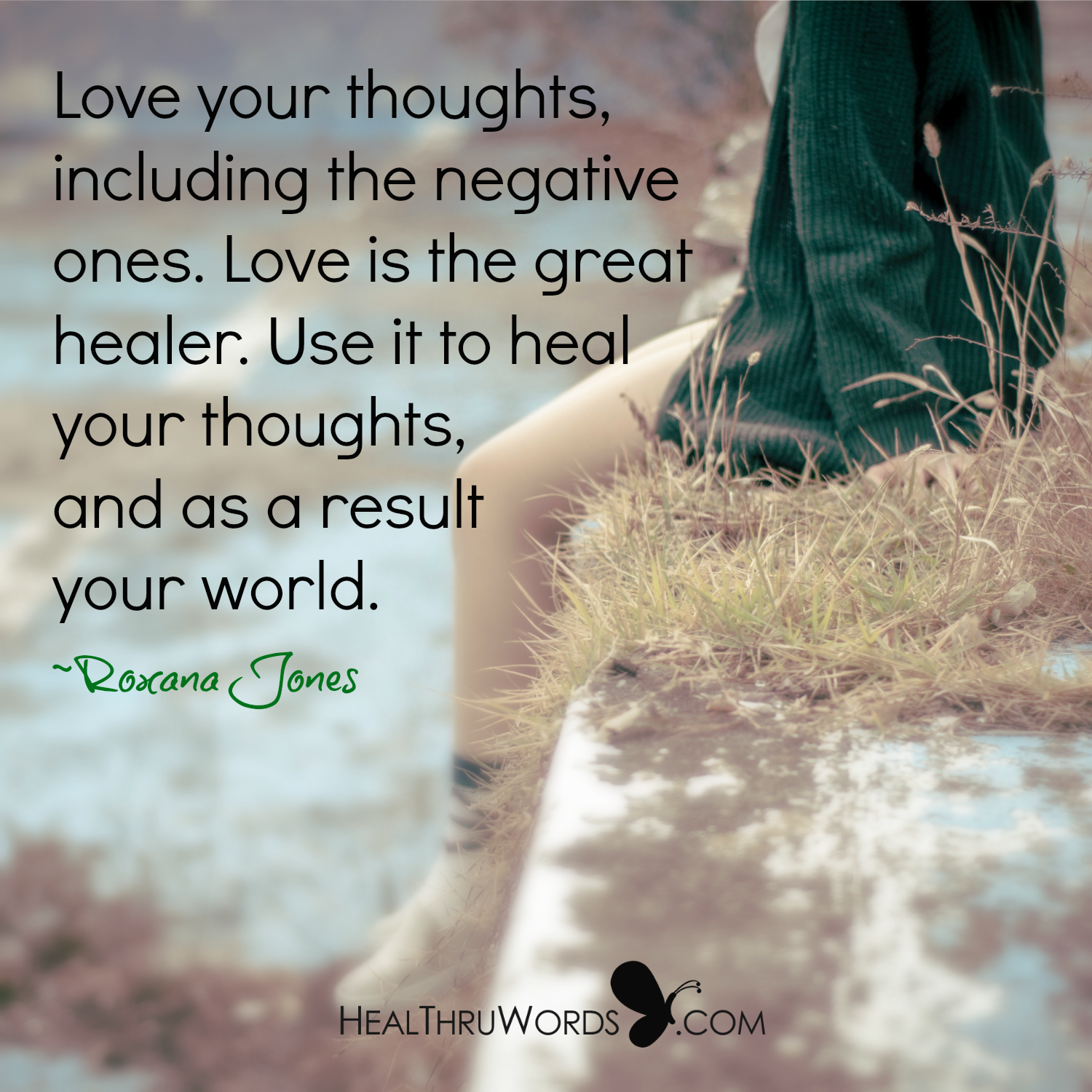 Inspirational Image: The Great Healer
