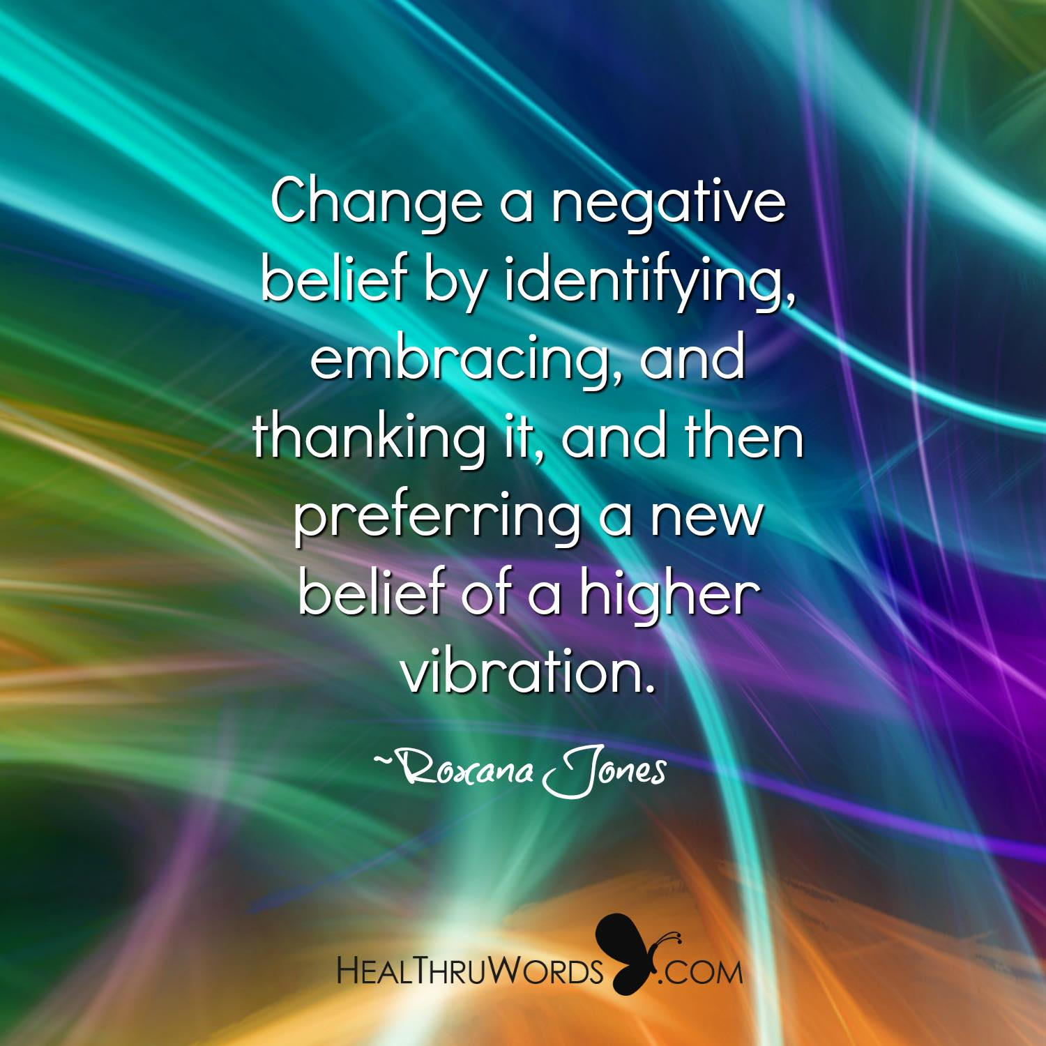 Inspirational Image: Raising your Vibration