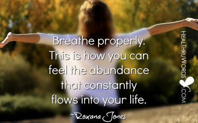 The Abundance of Breath