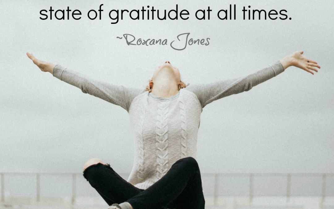 From Negativity to Gratitude