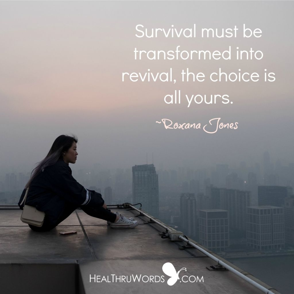 Motivational Image - Recovering Your True Self
