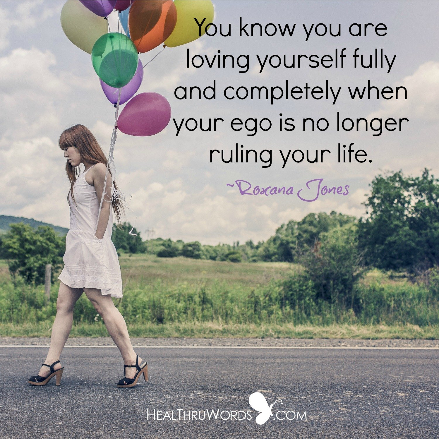 Inspirational Image: Who Rules Your Life?