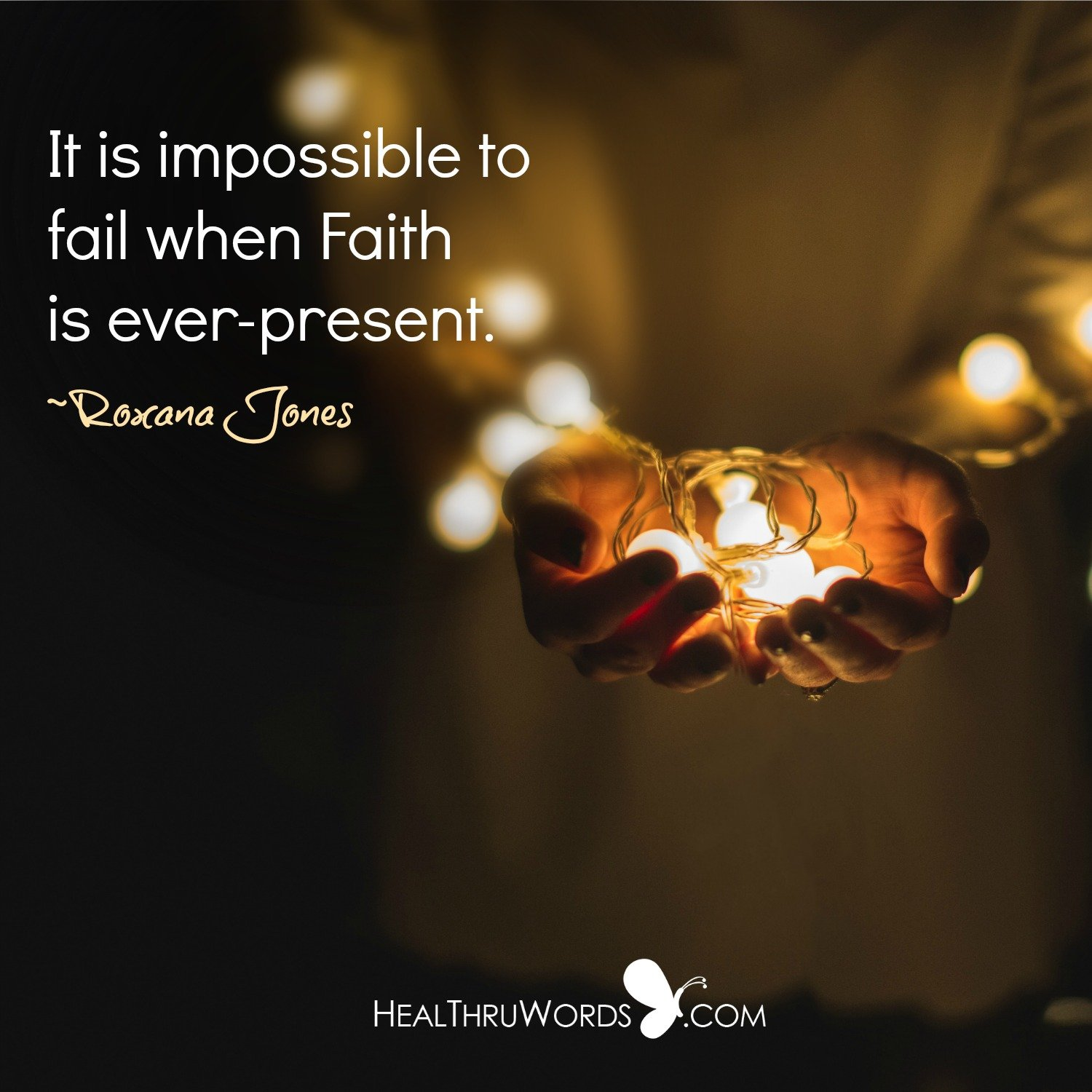 Inspirational Image: The Impossibility of Failure