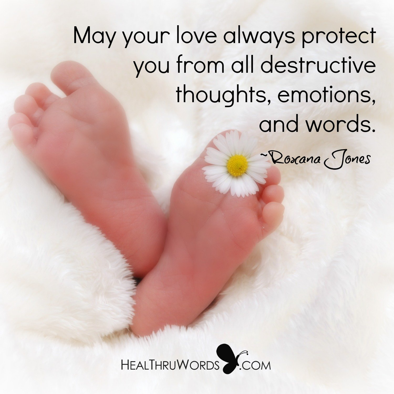 Inspirational Image: The Protection of Love