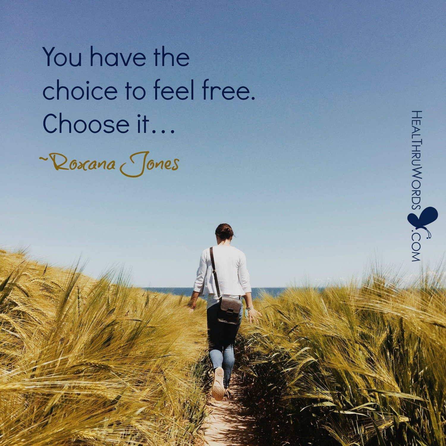 Inspirational Image: A Matter Of Choice