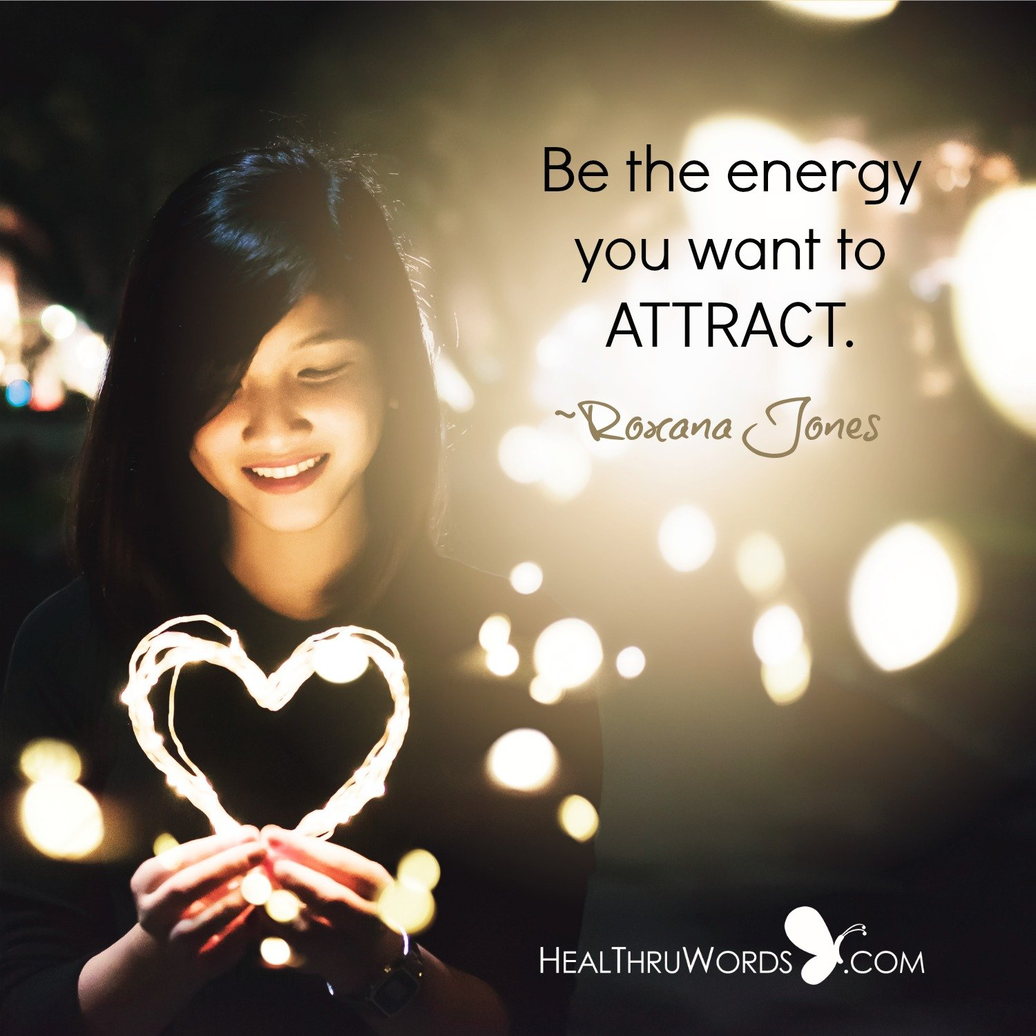Inspirational Image: Attraction