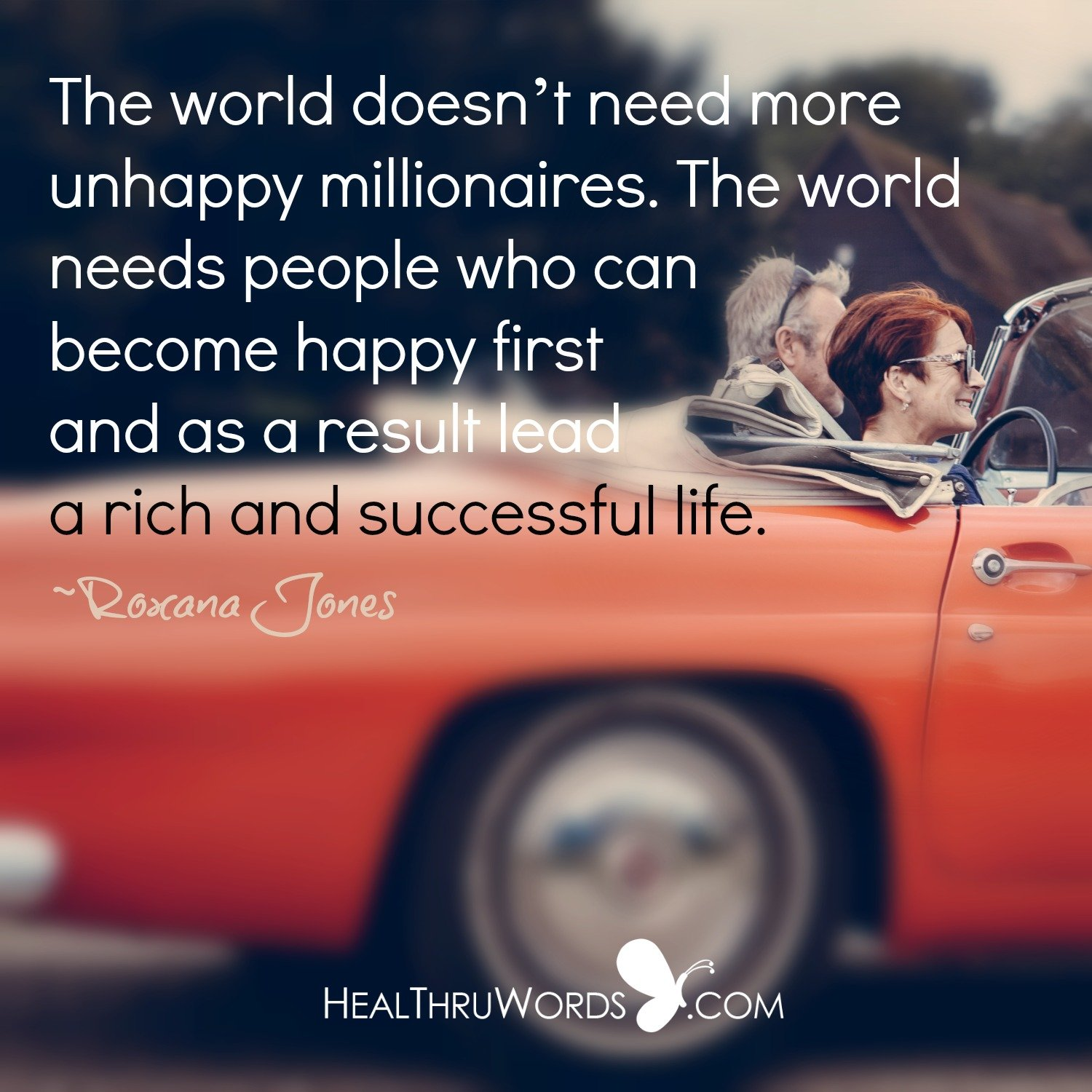 Inspirational Image: The New Millionaire