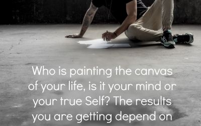 The Canvas of your Life