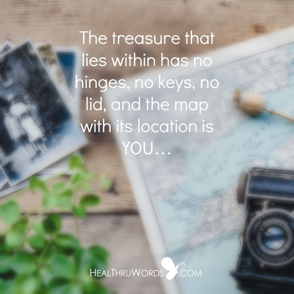 Inspirational Image - The Map