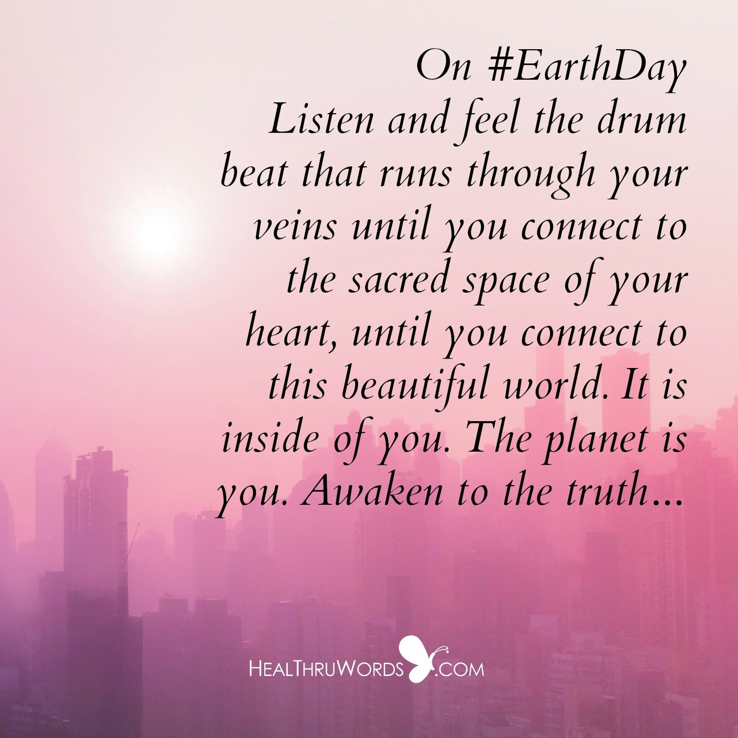 Inspirational Image: This Earth Day